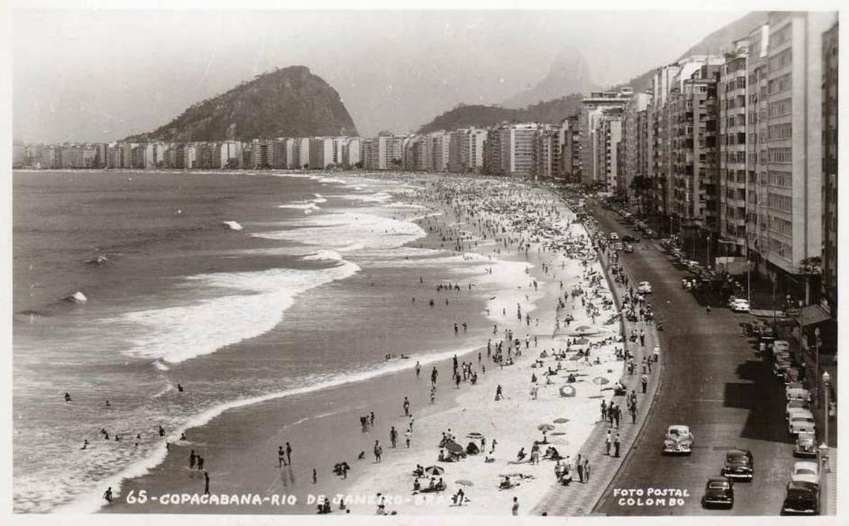 Rio anos 50
